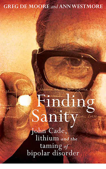 Finding Sanity – Greg De More and Ann Westmore