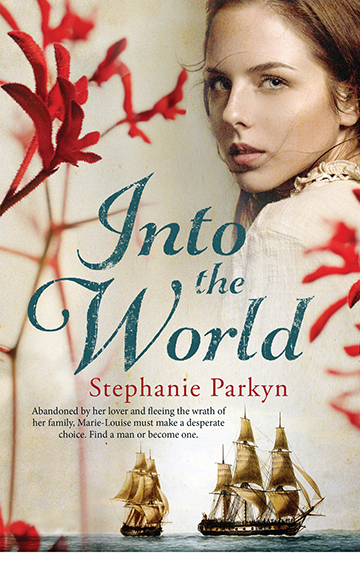 Into the World – Stephanie Parkyn