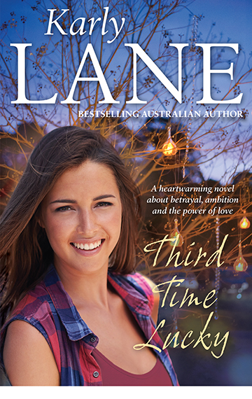 Third Time Lucky – Karly Lane