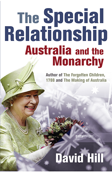 The Special Relationship – David Hill
