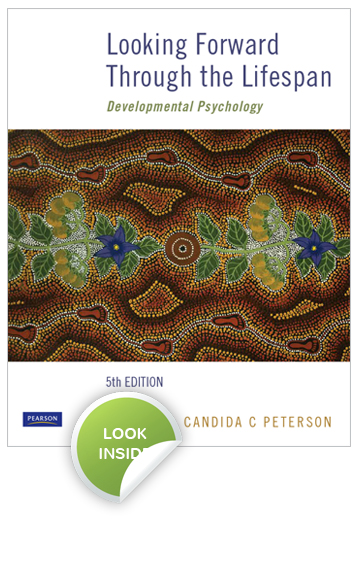 Looking Forward Through the Life Span – Candida Peterson