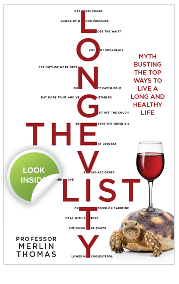 The Longevity List – Merlin Thomas
