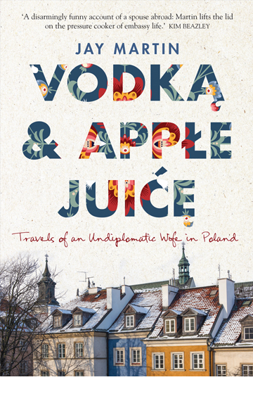 Vodka and Apple Juice – Jay Martin