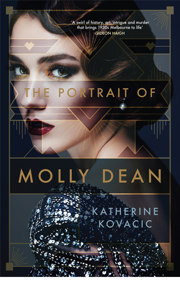 The Portrait of Molly Dean – Katherine Kovacic
