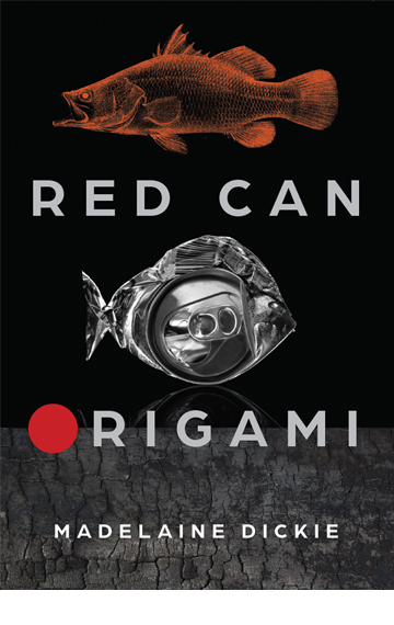 Red Can Origami – Madelaine Dickie